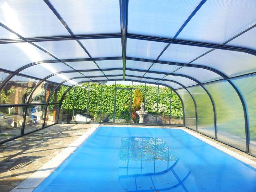 Cubierta de piscina precio cubierta piscina baja for Cubierta piscina transitable